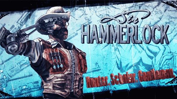 Borderlands 2 DLC – Sir Hammerlock's Big Game Hunt