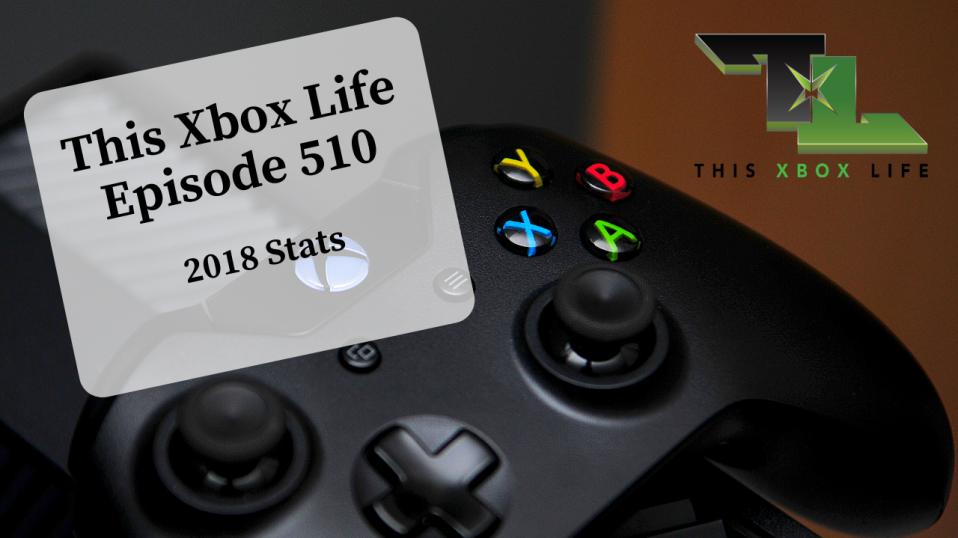 Episode 510 – 2018 Stats