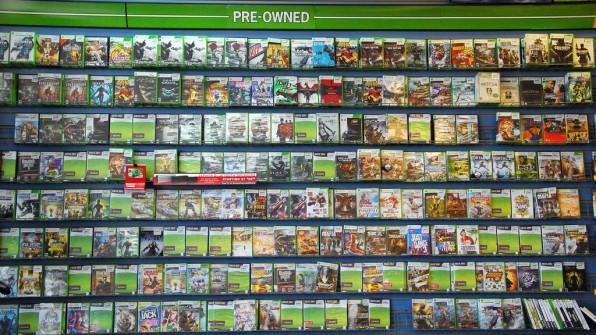 Used Games - GameStop