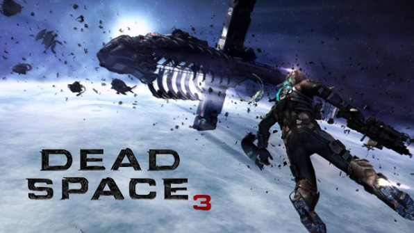 Dead Space 3 Surviving Co-Op Interview