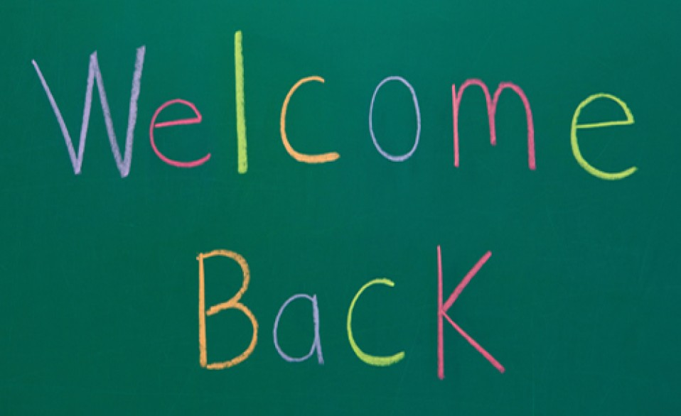 welcome back photos - photo #42