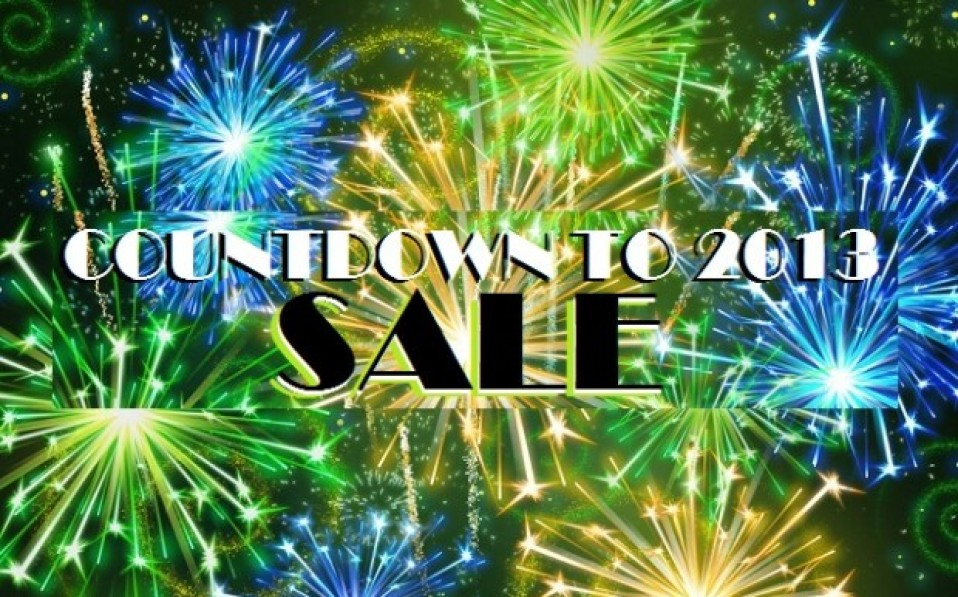 New Year Sale Extravaganza!