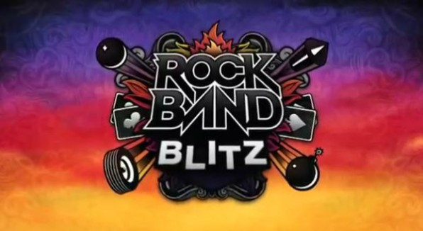 Rock Band Blitz Full Setlist Revealed